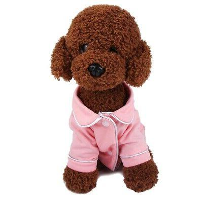Pet Winter Warm Small Dogs