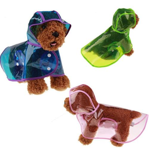 Pet Rain for Small Cute Clothes US