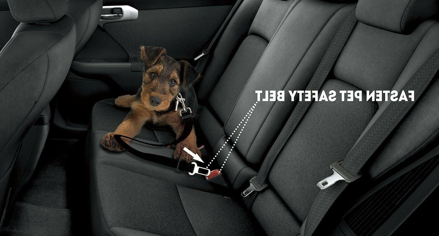 Pet Safety Adjustable Clip for Car Auto Safe Puppy