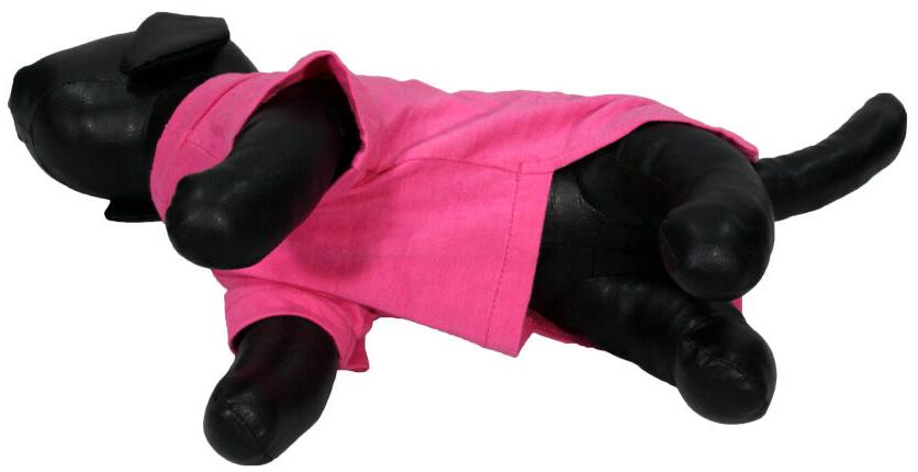 Pink for Dogs Warm S M