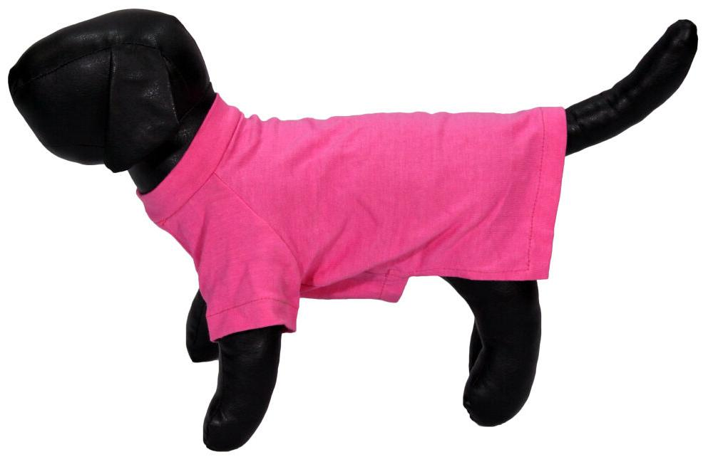 pink t shirt for small dogs pets