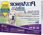 Pet Armor Plus for Dogs 45-88 lbs, 3 Applications- Free Ship