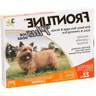 Frontline Plus for Dogs Puppy Flea Tick Control Spot On 3 Do