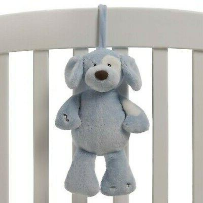 Plush - Baby Gund - Spunky Soothing Sounds - Blue New Soft D