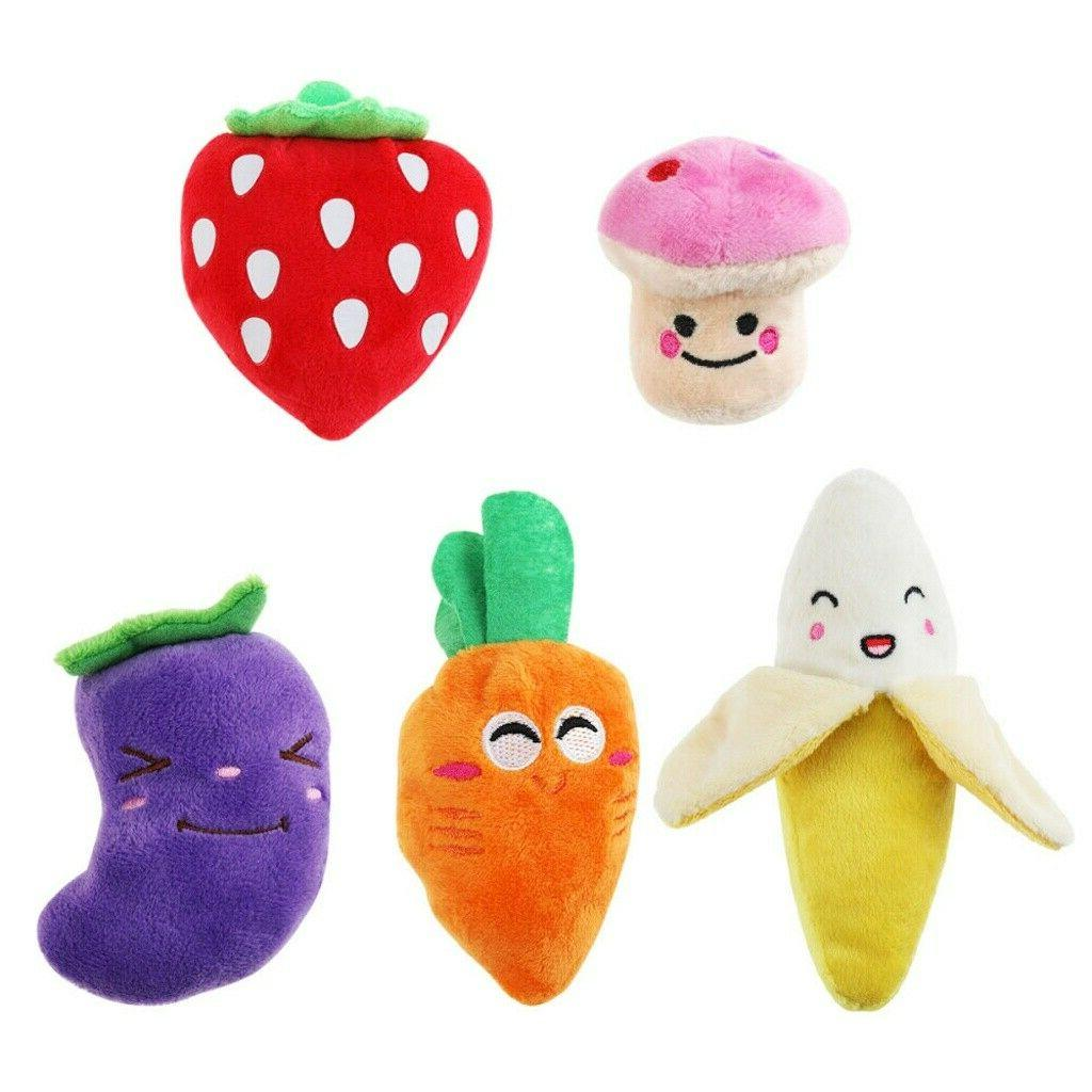 Plush Dogs 5pcs and Dog Small for Dog