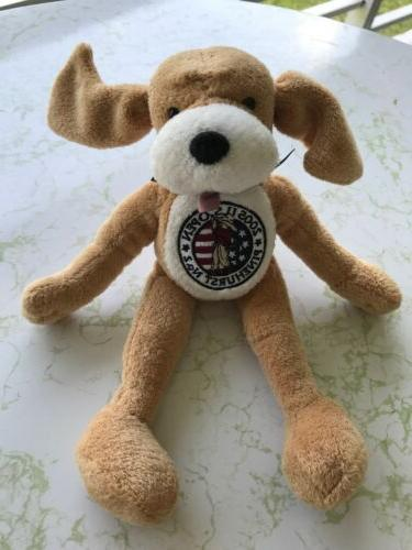 Gund Puppy Dog made exclusively for 2005 US Open Pinehurst N