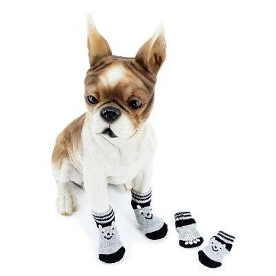 Puppy Shoes Anti Knit Socks Small Cat Shoes Boots