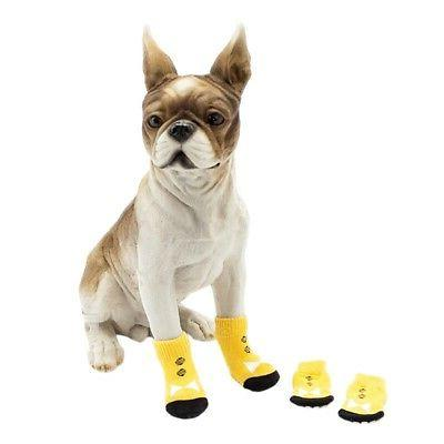 Puppy Anti Slip Knit Small Dogs Cat Warm Boots