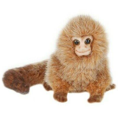 pygmy marmoset stuffed plush animal