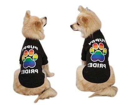 RAINBOW for Colorful Paw Equality Support Dog