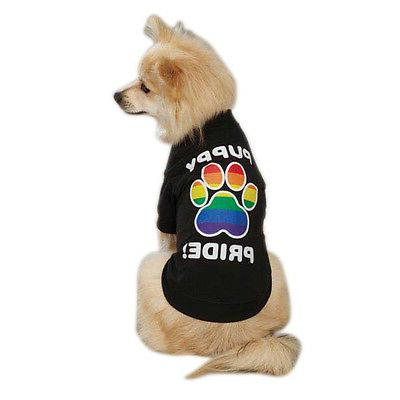 RAINBOW PUPPY PRIDE for Equality Support