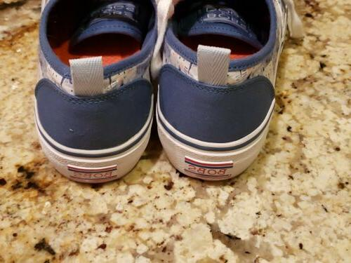 RARE! Skechers Dogs Lace-Up worn once