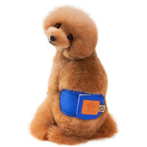 Reusable Washable Diapers Belly Bands For Male Dogs Small Large