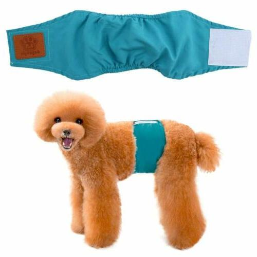 Reusable Washable Dog Diapers Male Dogs Small XL Large