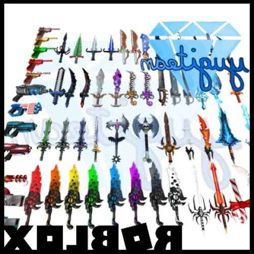 roblox every murder mystery 2 mm2 godly
