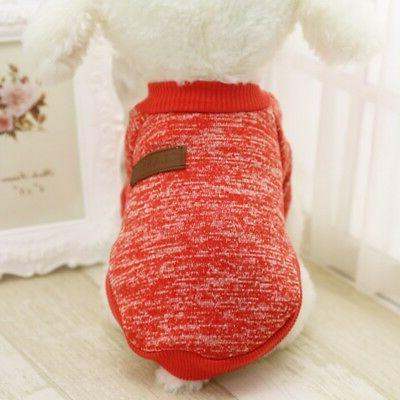 Small Dogs Soft Dog Pullover Outfit