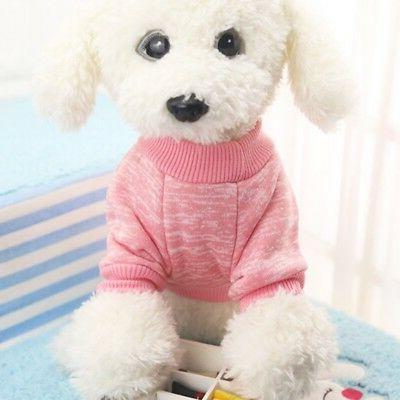 Small Dogs Soft Dog Chihuahua Jumper Pullover Pet Outfit