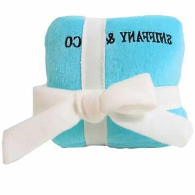 sniffany plush toy for dogs small
