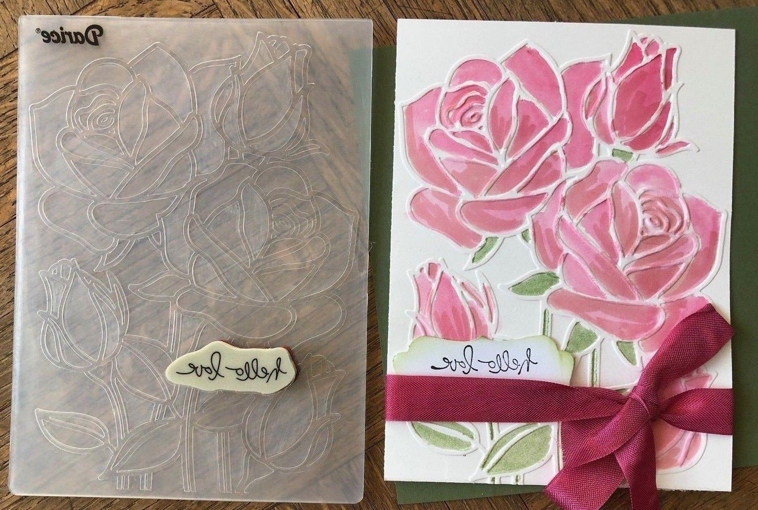 stampin up retired hello love script stamp