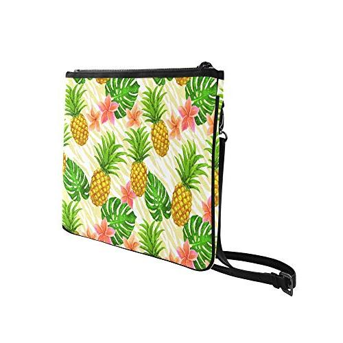 Stock Seamless Pattern With Pattern Custom Nylon Slim Cross-body Bag Bag