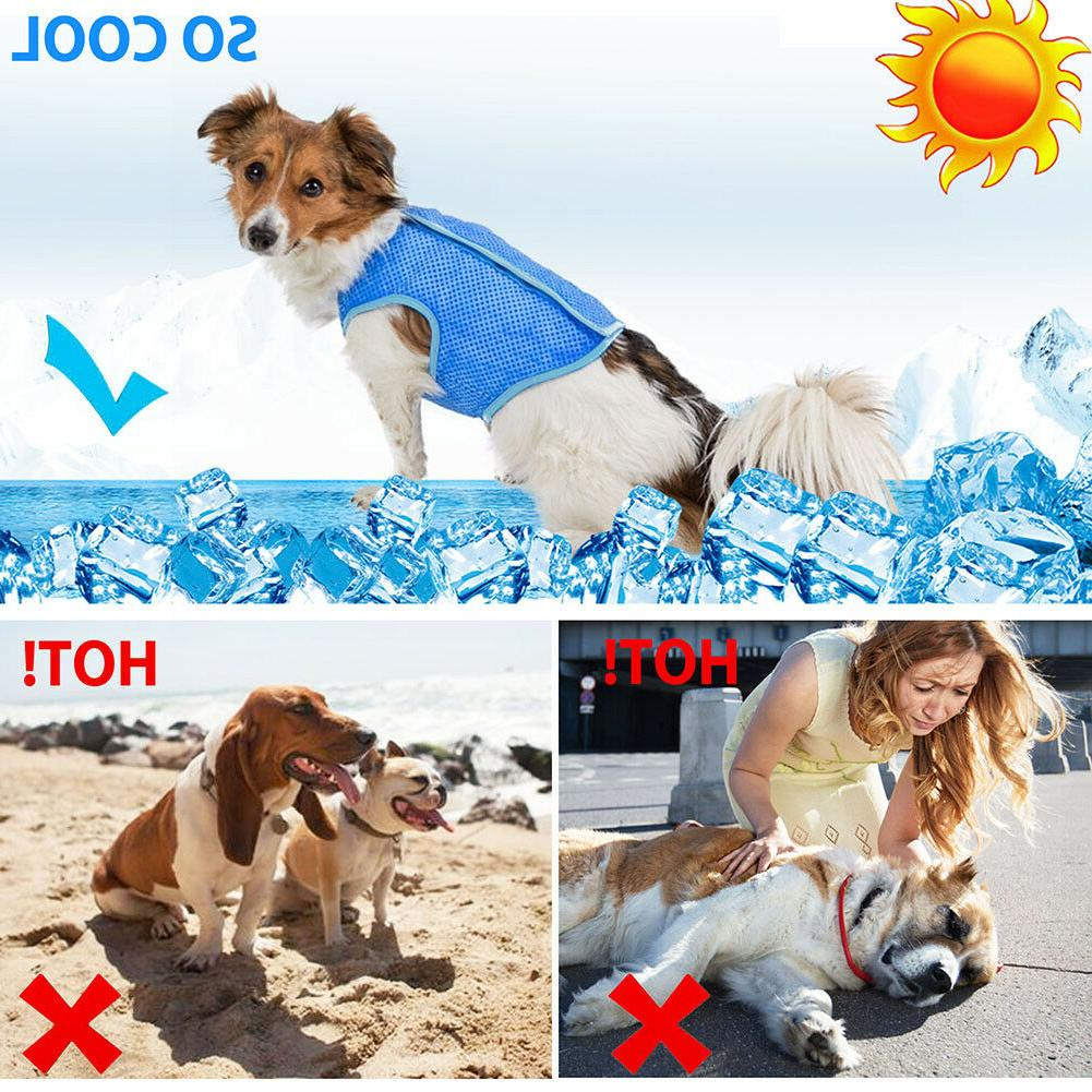 Summer Vest Clothes Clothing For Dog Puppy Adidog