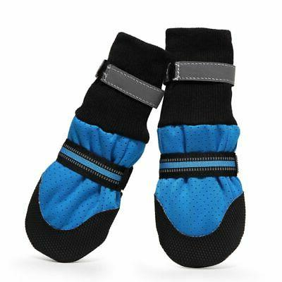 Summer Dog Large Boots Safe Anti-slip Paw Walking