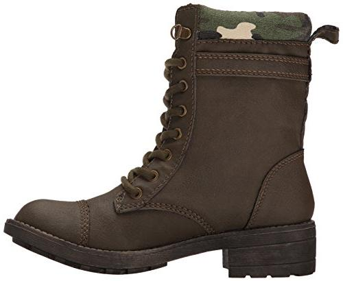 Rocket Rival Bootie, Olive, 11 M US