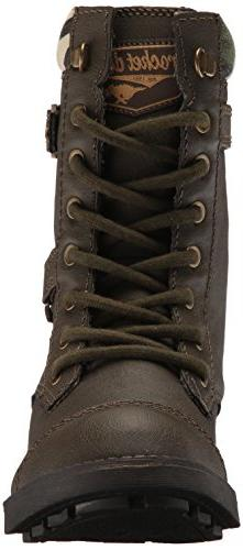 Rocket Thunder Rival Cotton Ankle Bootie, US