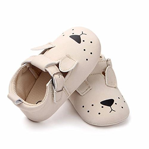 Tutoo Toddler Girl PU Leather Summer Sandals Dog)
