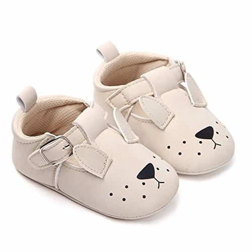 toddler baby shoes girl pu leather anti