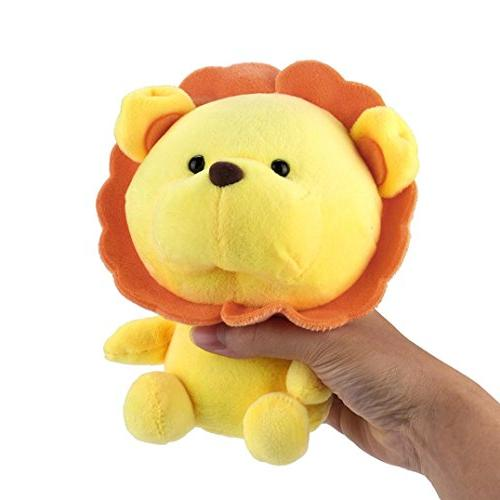 Gbell Baby Fluffy Sunflower Lion Toy