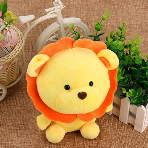 Gbell Baby Toy Fluffy Sunflower Lion