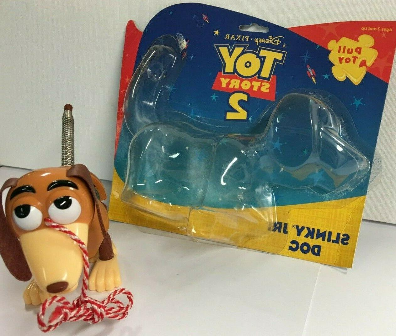 Toy Story Jr. New 1999 Pull