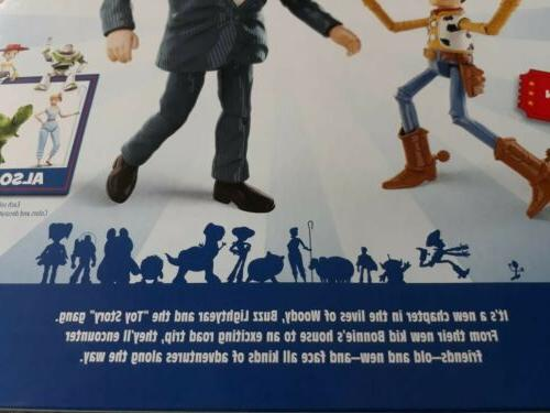 Toy Story and Woody Cowboy Pack Movie Edition Woody