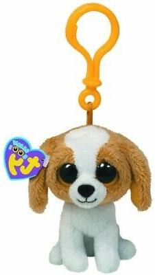 ty beanie boos - cookie-clip the dog