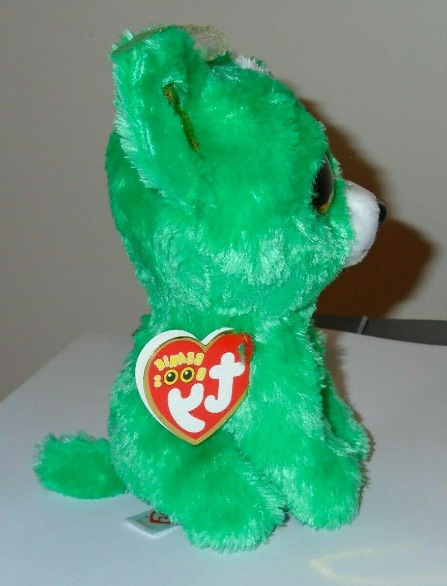 Ty Beanie Boos EMERALD the Day Chihuahua NEW