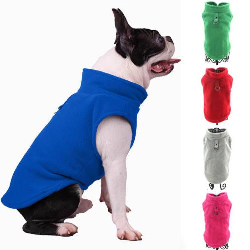 US Pet Harness Vest Jacket Coat for Small Large
