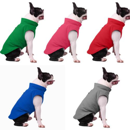 US Vest Jumper Coat for Large Dog