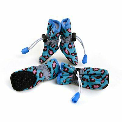 US Pet Rain Socks Shoes Boot Pets Dog Puppy