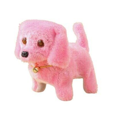 Walking Electronic Soft Dogs Gift
