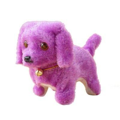 Walking Electronic Toy Plush Dogs Kids Christmas Gift