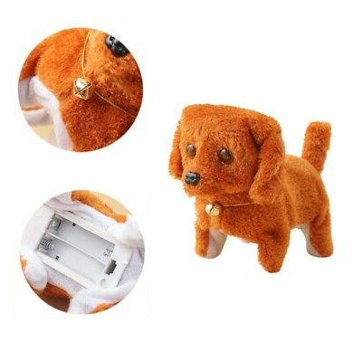 Walking Pet Electronic Toy Dogs For Kids Gift