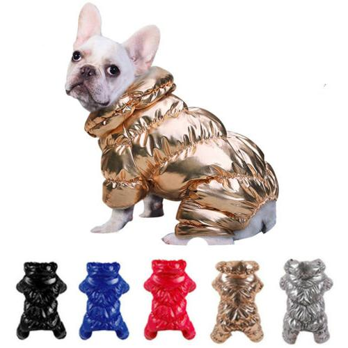 winter clothes for small dogs waterproof fleece