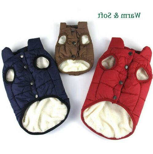 Winter Dog Clothes 7