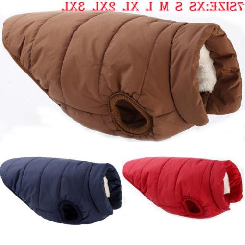 Winter Warm Clothes Vest Jacket for 7