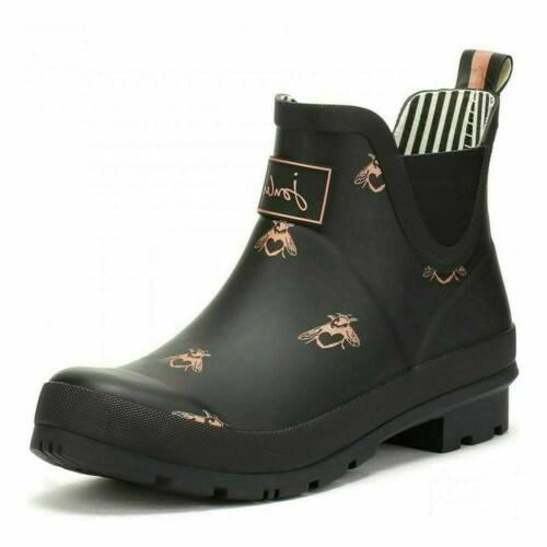 women rain boots wellibob slip on