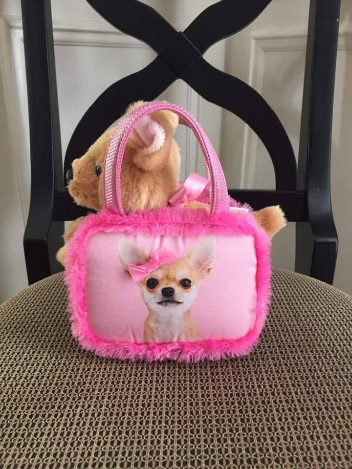 world fancy pals pretty in pink playset