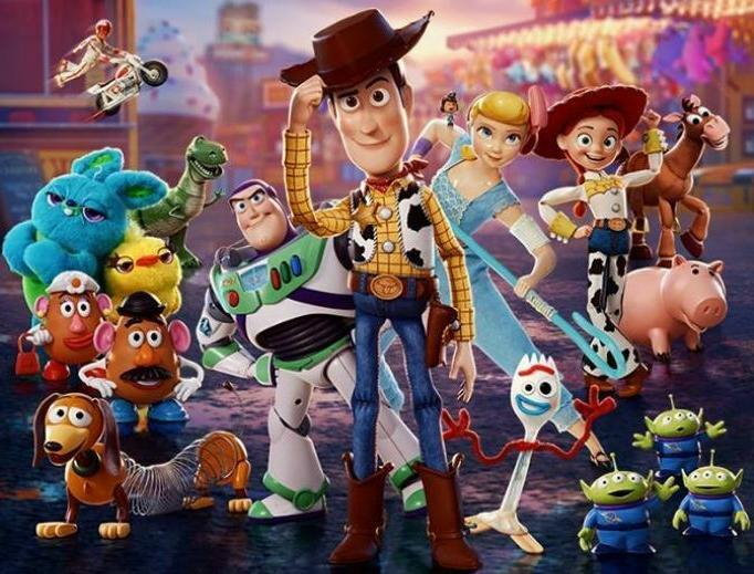 you choose toy story 4 woody forky
