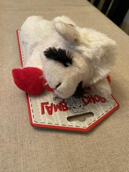 Multipet Lamb Chop Dog Toy  6""