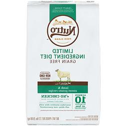 NUTRO Limited Ingredient Diet Adult Dry Dog Food Lamb & Swee